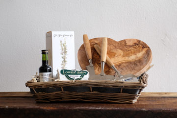Cheese Baskets and Hampers