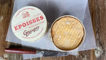 Epoisses de Bourgogne Cheese – Mini