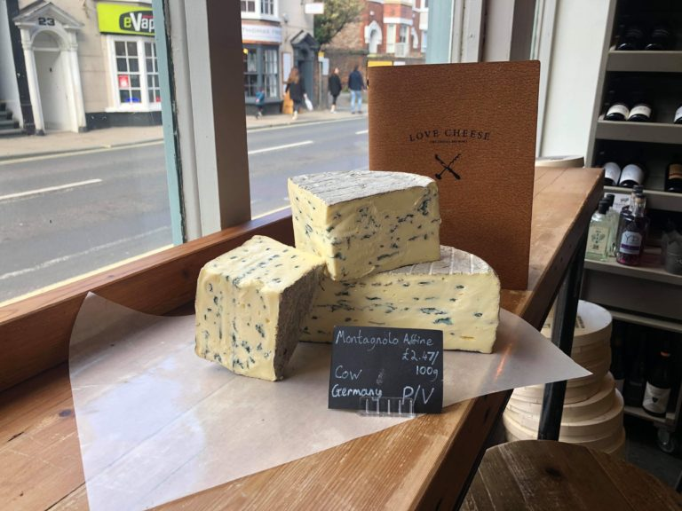 Give Blue Cheese A Chance! Introducing Our Award Winning 'Converter Cheese'