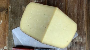 Doddington Cheese