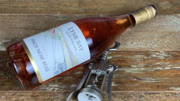 Lyme Bay Pinot Noir Rose Wine