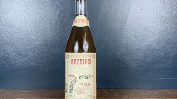 Archivio Primitivo Rosato Rose Wine