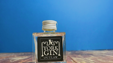 York Gin, Outlaw Gin and Tonic, 5cl