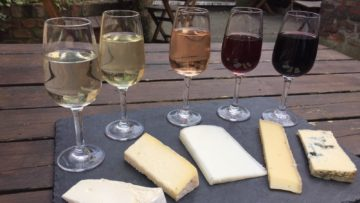 Virtual Discover British Cheese and Wine Tasting – Saturday 5th December