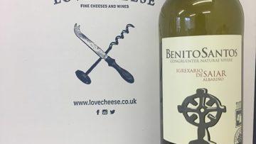 Benito Santos, Alberino White Wine
