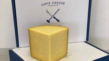 Hafod Cheddar Hard Cheese