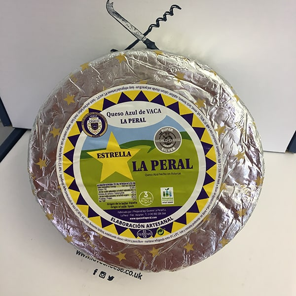 La Peral Cheese 9353