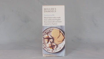 Miller's Damsels Buttermilk Crackers