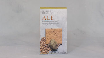 Miller's Ale Crackers