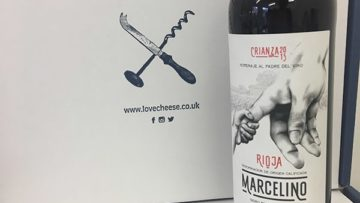 Marcelino Rioja Crianza Red Wine