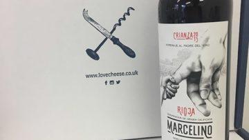 Marcelino Rioja Crianza Red Wine