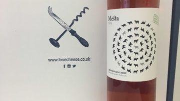 Mesta Organic Rosé, Uclés, Tempranillo Rose Wine