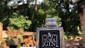 York Gin, Outlaw 5cl