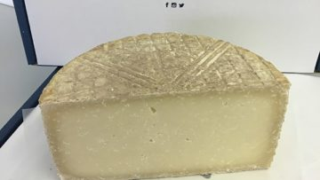 Zamorano Cheese