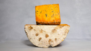 Blue Wensleydale Cheese