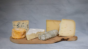 Bon Apetit' – French Cheese Selection
