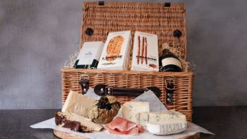 Love Italian Cheese Hamper