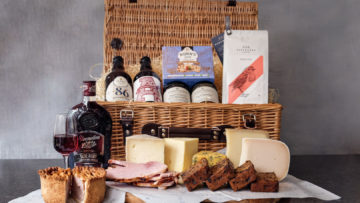Ultimate Yorkshire Cheese Hamper