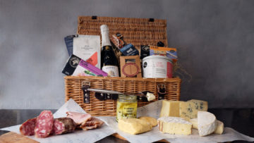 Best of British Cheese Hamper