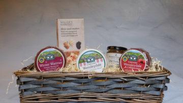 Wensleydale Cheese Gift Basket