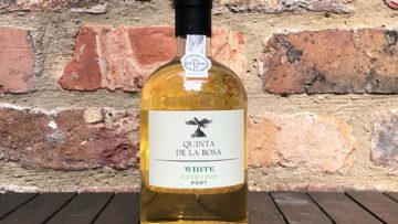 Quinta De La Rosa White Port 50cl