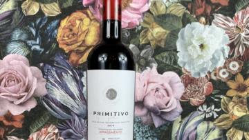 Primitivo Carlomagno Red Wine
