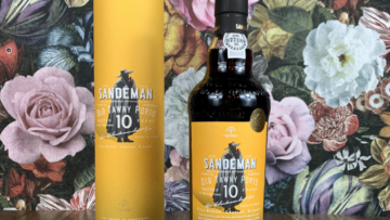Sandemans 10 year Port