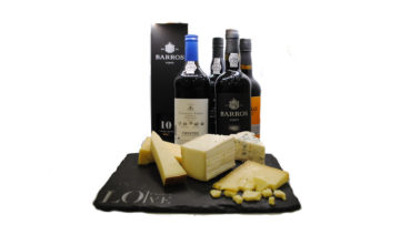 Virtual Port and Cheese Tasting – Saturday 24th April 2021
