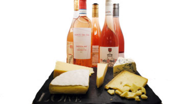 Virtual Rose Wine and Cheese Tasting – Saturday 12th June 2021