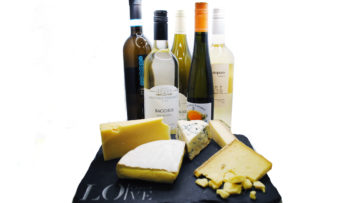 Virtual White Wine and Cheese Tasting – Saturday 26th June 2021