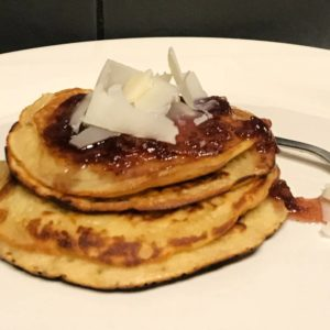 Read more about the article Cheese…? On Pancakes…? Go on, then!