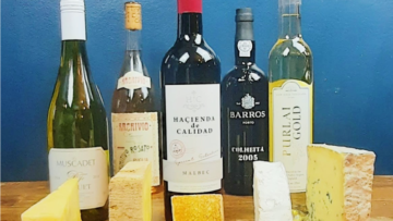 """""""Night of the Living Red"""" Virtual Wine and Cheese Tasting Experience – Saturday 30th October"""
