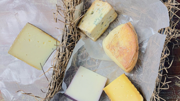Spanish Cheese Selection