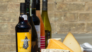 Cheese & Wine Dinner Party Packs