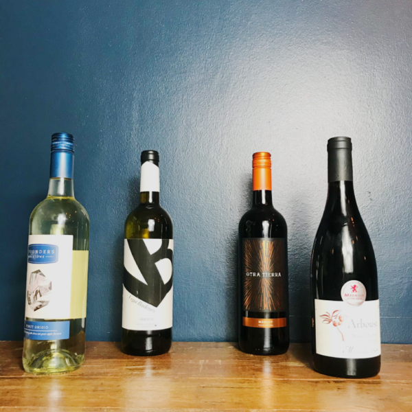 red and white wine bundles