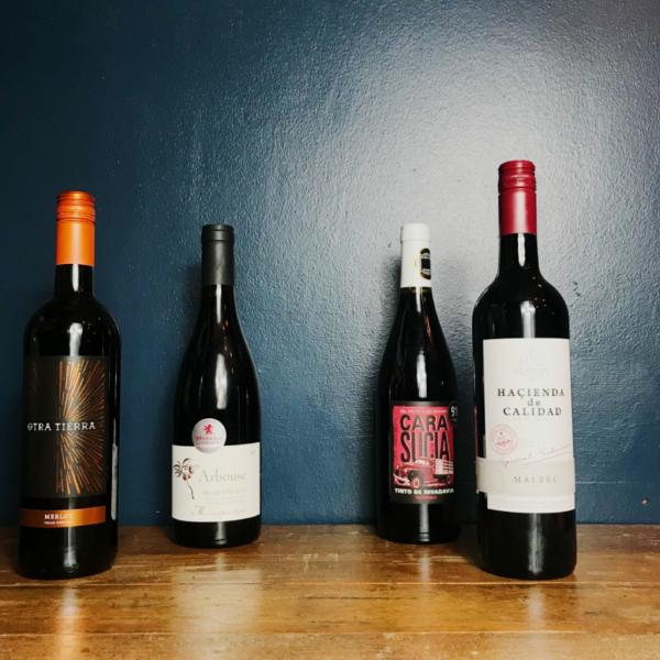 red wine bundles