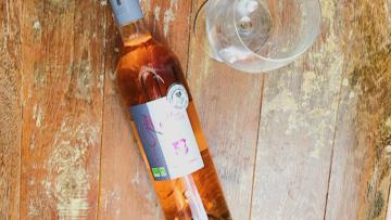 Petit Chaumont Gris di Gris Rose Wine