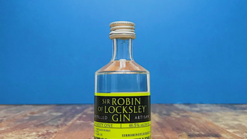 Sir Robin of Locksley Gin and Tonic, 5cl