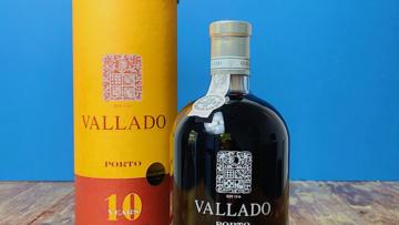 Vallado 10 Year Tawny Port