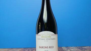 Barons Red New Hall Vineyard UK Red Wine