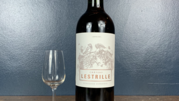 Lestrille Bordeaux Merlot